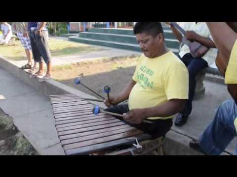 Marimba in Diriamba Nicaragua