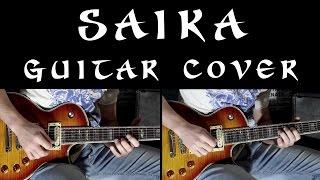 NARUTO OST guitar cover - Saika  + TAB