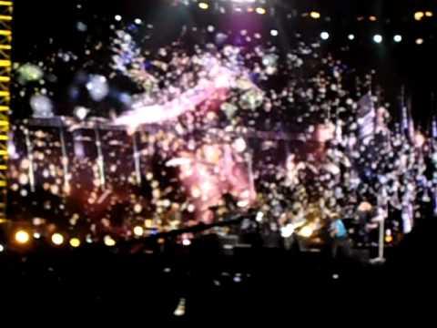 Show Bon Jovi - estadio do Morumbi - out.2010 - parte 2 - Keep the faith