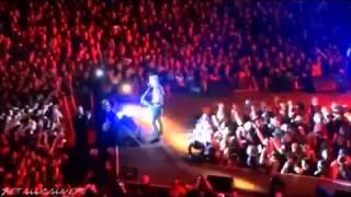 Metallica   Don't Tread On Me   Paris 2012   Multicam   HD