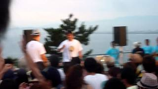 World's End Rhapsody Live@Enoshima 2011. Aug. 6th (Tribute to Nujabes)