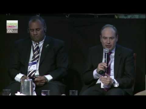 Turismo Consciente 2012,Ecuador,Juan Correa, Responsabilidad Social Empresarial, OEA