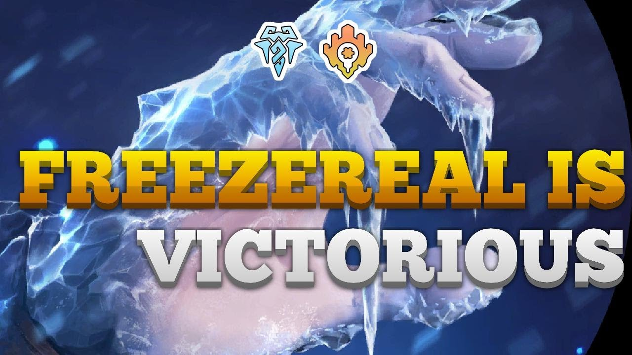 AlanzqTFT - Freezereal is Victorious | Patch 2.0.0 | Teemo Ezreal | Legends of Runeterra | Ranked LoR