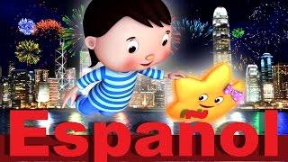 Estrellita, ¿dónde estás? | Parte 4 - Hong Kong | Canciones infantiles | LittleBabyBum