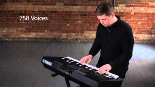 Introducing the Yamaha PSR-E453 Home Keyboard