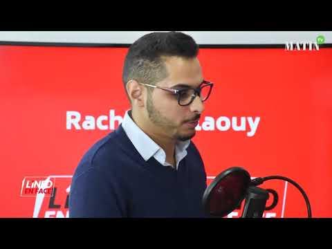 Video : L'Info en Face : La parole aux jeunes Mohamed Reda Khadfy