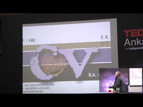 Yasanmis Hikaye versus Curriculum Vitae: Hakan Gursu at TEDxAnkaraCitadel