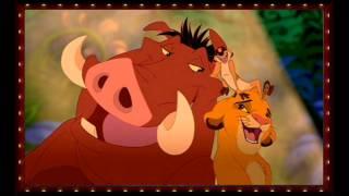 O rei leão - The lion sleeps tonight