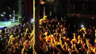 Falling In Reverse - Ronnie Radke Crowd Walking