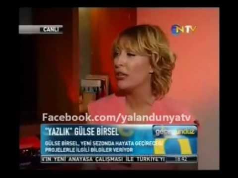 Gece Gündüz - Gülse Birsel Röportaj - Yeni Dizi Hakkında - 10.06.2011