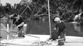 Gilligan's Island- Gilligan the raft maker