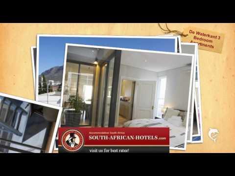 De Waterkant 3 Bedroom Apartments, Cape Town