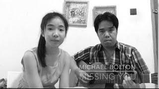 Missing You  - Michael Bolton accoustic cover by Debora Yovita & Yonatan Cahyadi