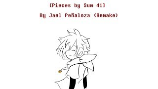 XTale/Underverse | Pieces by Sum 41 (Remake)