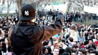 "MenacE LivE in Canada - ""I Wanna Get High"" Cypress Hill Reggae Cover"