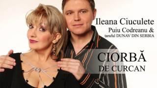 Ileana Ciuculete, Puiu Codreanu & taraful DUNAV din Serbia - Ciorba de curcan