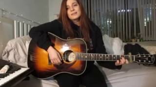 Miss You - Gabrielle Aplin - Adina Vlasov cover