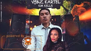 Vybz Kartel Ft. Kim Kelly - Alive [Rave Riddim] March 2017