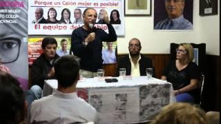 Godoy: Salud, Educación y Municipalismo
