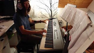 Gojira -  Silvera - piano cover