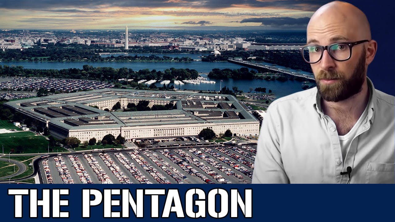 The Pentagon : America's Command Center