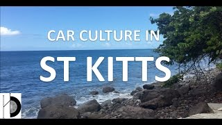 Car culture in St Kitts!