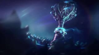 WORLDS 2016 Finals — Login Screen