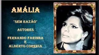 Amália Rodrigues - Sem razão