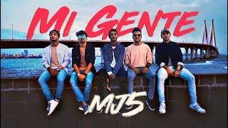 J. Balvin, Willy William - Mi Gente | MJ5 Official Dance Choreography Video width=