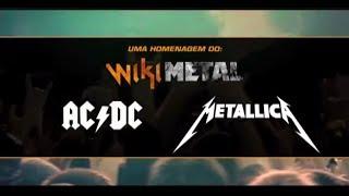 AC/DC e Metallica