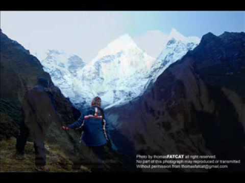 Nepal2008 way to EBC