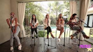"G.R.L. - ""Ugly Heart"" (Acoustic Perez Hilton Performance)"