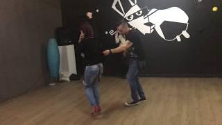 Natu & Patryk | Angolan Kizomba Impro | Tabanka Djaz - Rusga Di 7 3oh