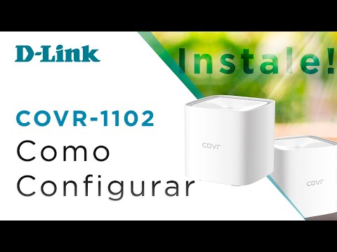 Como configurar o COVR-1102