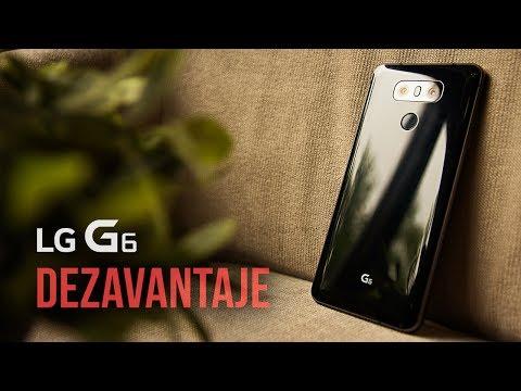LG G6 - Dezavantaje (Review în Română)