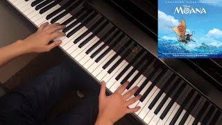 [Moana] Opetaia Foa'i & Lin-Manuel Miranda - We Know The Way (Piano Cover)