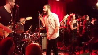 PEOPLE feat. Simon Lingmerth - Let Me Talk (Earth Wind and Fire) @ Fasching, Stockholm 160129