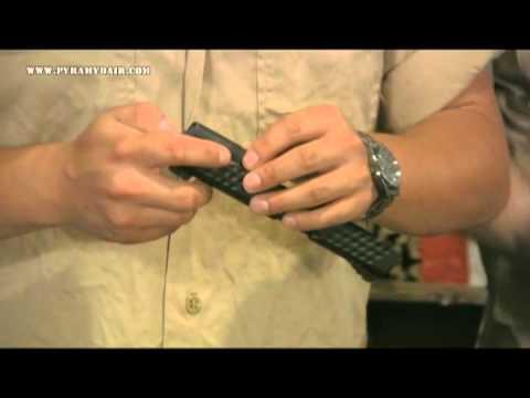 Video: WE Knighthawk GBB airsoft gun - RFR Episode 11    Pyramyd Air