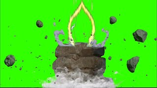 Super Saiyan Green Screen Effect 2 / Power Up Effect requested by Alexis 25 Marquez