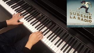 Enrique Iglesias ft. Descemer Bueno, Zion & Lennox - Súbeme La Radio (Piano Cover)