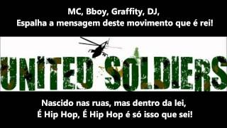 United Soldiers - Cultura Hip Hop (LucOne ft MasterG)
