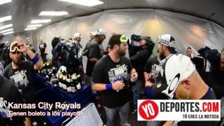 Kansas City tienen su boleto a playoffs gracias a los White Sox
