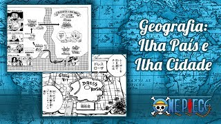 Geografia: Ilha País e Ilha Cidade (All Blue Debate)