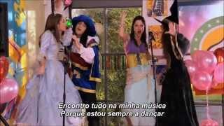 Violetta - Algo Suena en Mí (Português - HD 720p)