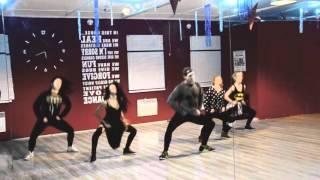 Rihanna feat. Drake – Work choreography (V.Cezar`s class)