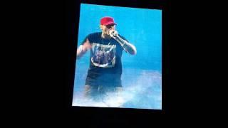 Eminem - The Hills (Remix) Live at Lollapalooza Chile