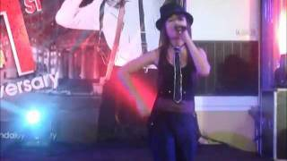 (The most requested song)Super Bass - Charlene Mallari ft. Gherns Live @ Onesimus 21st Anniversary