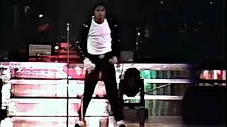 Michael Jackson  1988 Billie Jean Live In  Wembley  HD Moonwalk