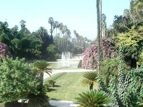 jardin d'essais Hamma d'Alger