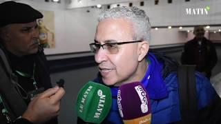 Mohamed El Arsi : «Sanad El Ouarfali reprendra les entraînements lundi»